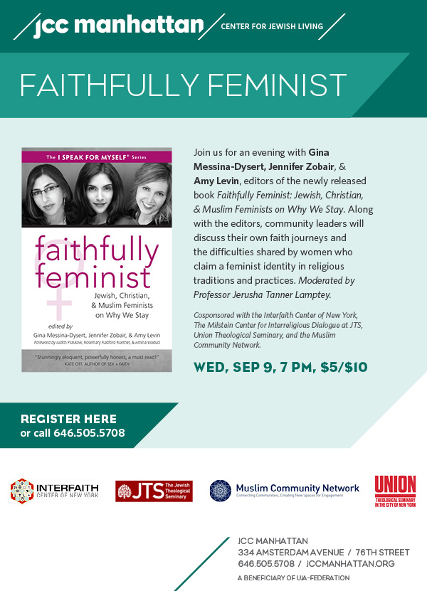JLAK42 CJL- Faithfully Feminist - Designed E-mail